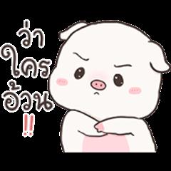 Auongrom baby pig