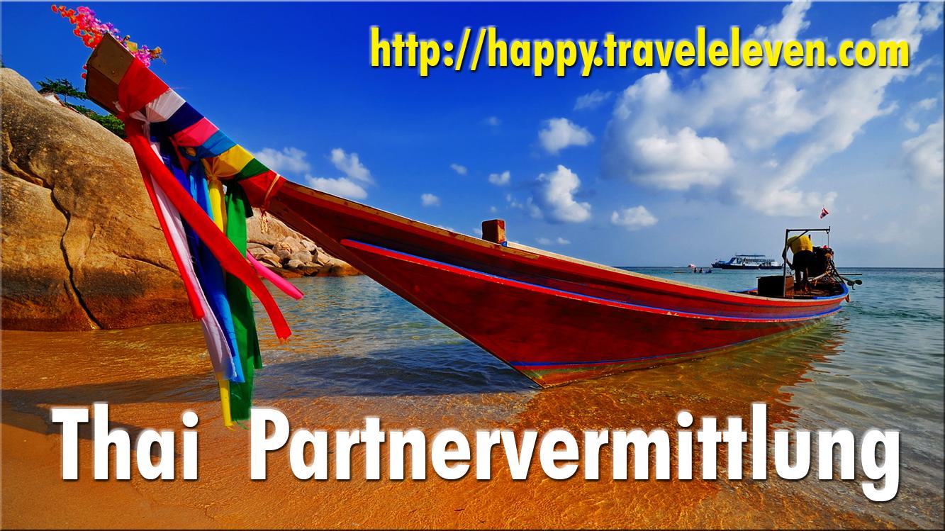 Thai Partnervermittlung - 11 Anzeigen