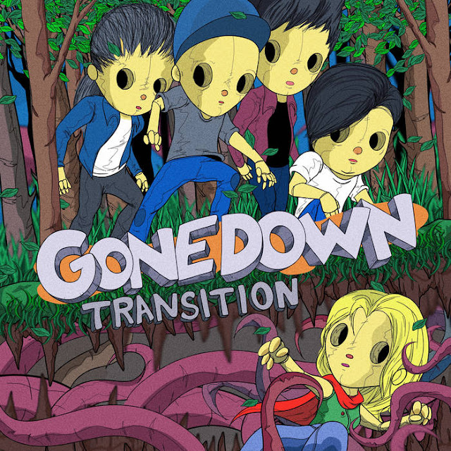 GONEDOWN - Transition (2019)
