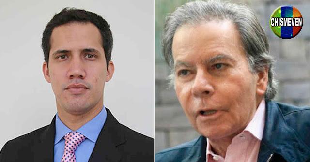 Diego Arria dice que Guaidó está maniatado por su propio partido