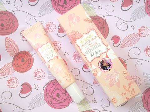 Review Malissa Kiss Axilla Care Cream