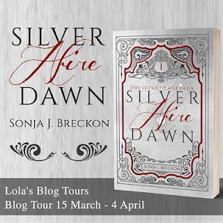 Silver Dawn Afire banner square