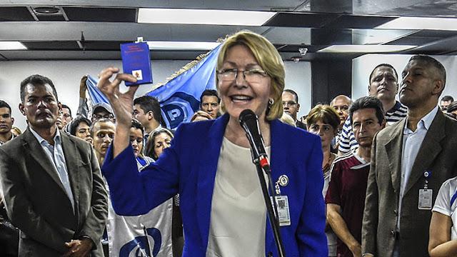 La Asamblea Constituyente de Venezuela suspende de su cargo a la fiscal Luisa Ortega