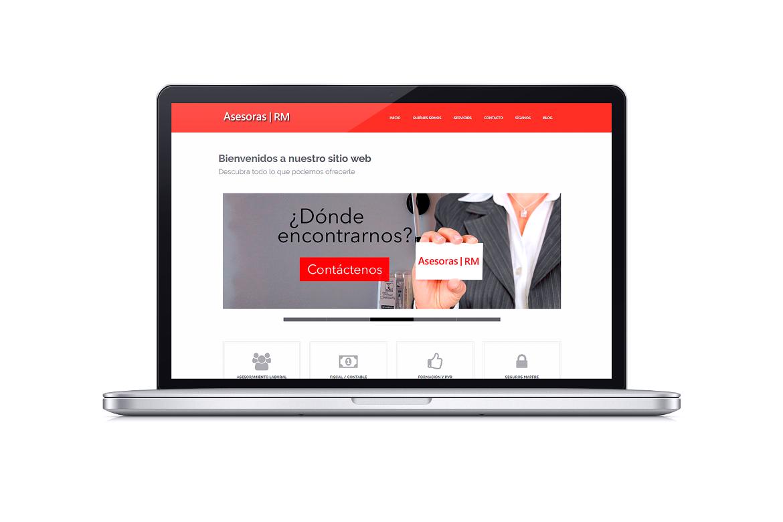 Imágenes Web Asesoras RM