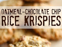 OATMEAL, CHOCOLATE-CHIP, RICE CRISPY COOKIES