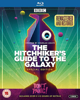 The Hitchhiker's Guide To The Galaxy – Miniserie [BD25] *Subtitulada