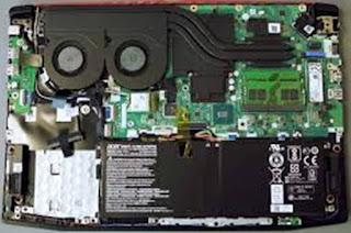 Motherboard adalah salah satu bagian dalam sistem komputer yang bentuknya seperti papan da Cara mengatasi Motherboard Laptop Rusak Agar Bisa Normal Kembali