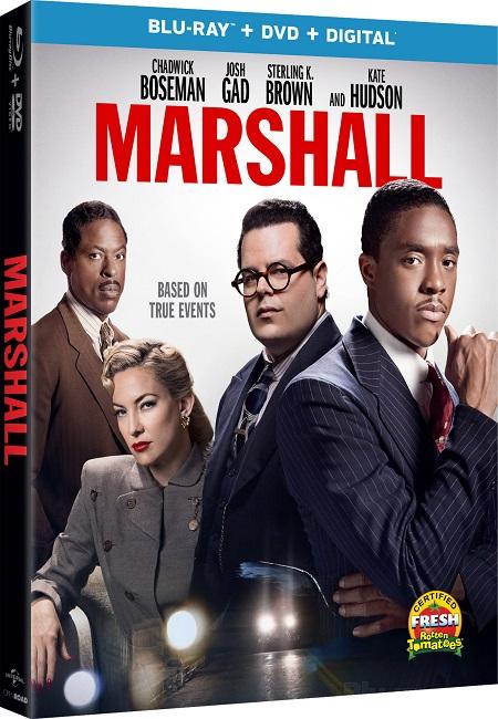 Marshall (2017) 720p HEVC s [Dual Audio] [Hindi ORG – English] BluRay x265 Esub