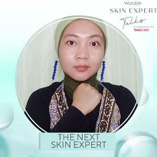 The next skin expert talks