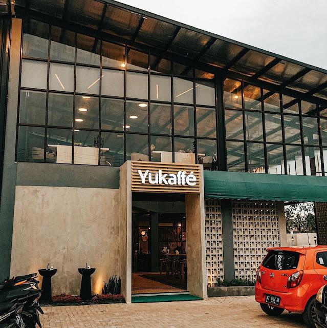 Yukaffe Cafe Samarinda