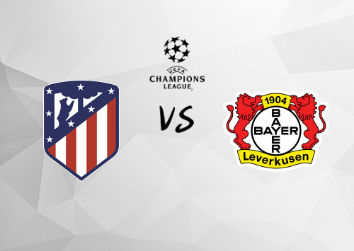 Atlético Madrid vs Bayer Leverkusen  Resumen