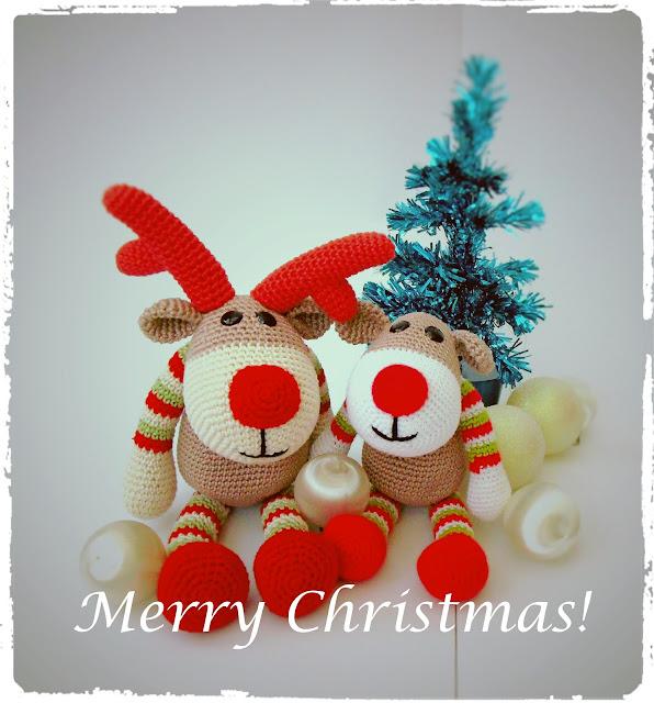 Kauneid Jõule!Merry Christmas!