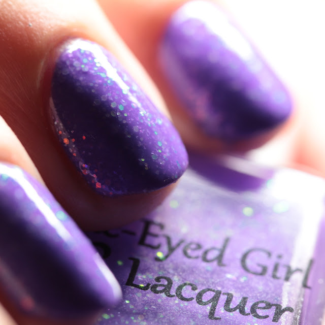 Blue-Eyed Girl Lacquer My Precious