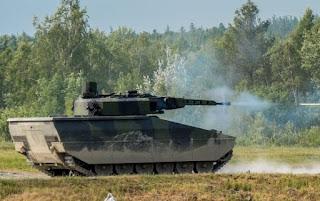 Ισχυρή η υποψηφιότητα του ΤΟΜΑ Lynx της Rheinmetall στο διαγωνισμό της Τσεχίας