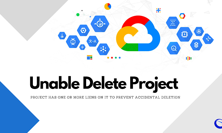 """Cara mengatasi """"Unable to delete project"""" Project has one or more liens on it to prevent accidental deletion di google console"""