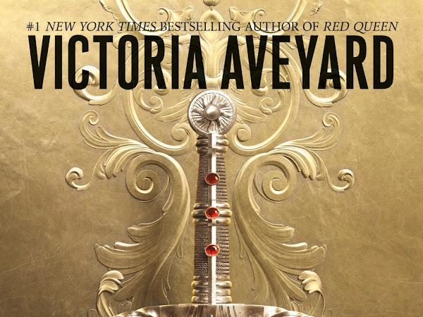 Novo livro de Victoria Aveyard será lançado pela Seguinte