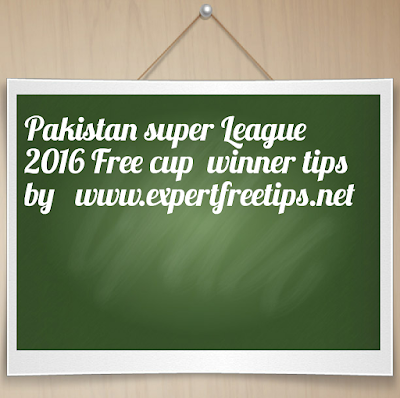 PSL Cricket Predictions