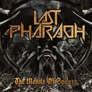 "Το τραγούδι των Last Pharaoh ""Psychohouse"" από το album ""The Mantle of Spiders"""