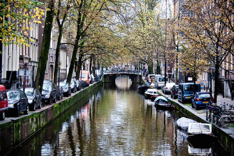 اجمل المناطق السياحية في امستردام، هولندا