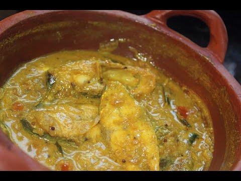 மீன் மொய்லீ குழம்பு – தமிழ் / Fish Moilee – Tamil