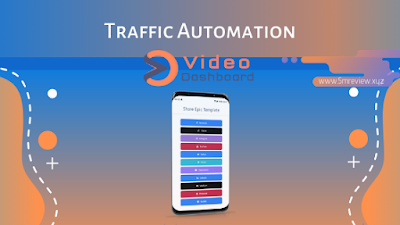 Video Dashboard Traffic Automation