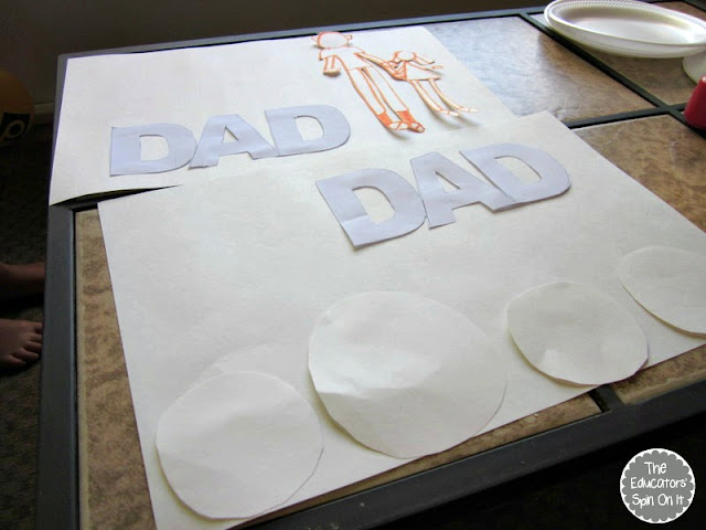 Easy Father's Day Craft with Kids