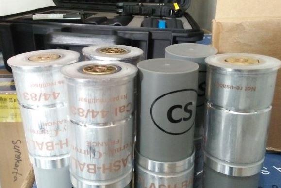 Kandungan Zat Kimia dalam Gas Air Mata