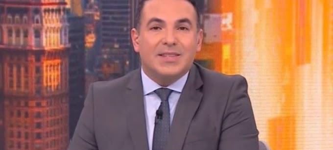 Reinaldo Gottino se demite da CNN Brasil e volta para a Record