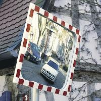 Espejos de tráfico