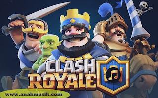 Nada Dering Clash Royale Lengkap Untuk Para Gamers (Gratis Terbaru 2016)