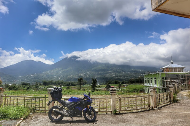 Touring Motor Padang - Bukittinggi