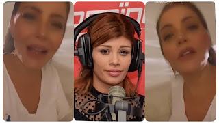 (بالفيديو و الصور) بية الزردي تهاجم زازا بالفاظ.... و كلام..... : انت كذابة و بلعوطة و.... مستعدة تبيع ضميرك و روحك بالفلوس