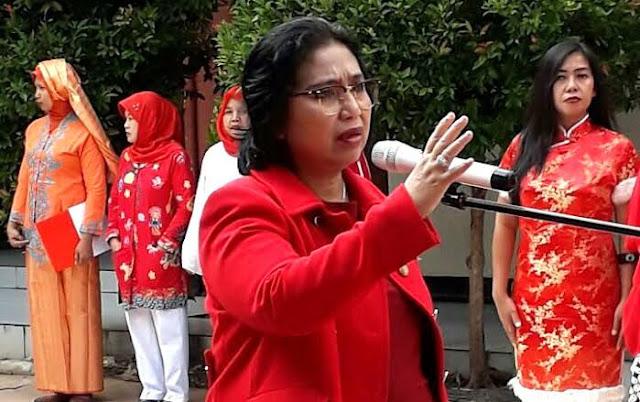Bukan Hanya PKI, Irma Nasdem Minta Waspadai Ormas atau Partai yang Ingin Mengganti Pancasila