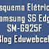 Esquema Elétrico Samsung S6 Edge SM-G925F