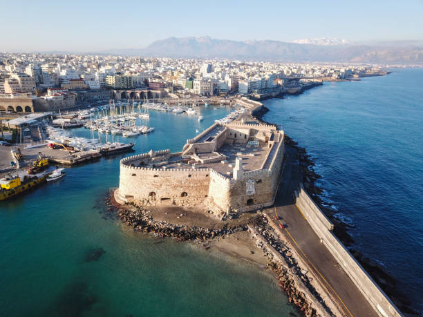 Yacht Charter in Crete – So Much History to See