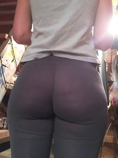 Mujeres bellas leggins buenas nalgas