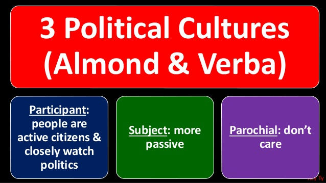 political culture Participant