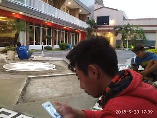 Foto batu sikat pekalongan