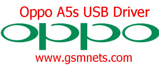 Oppo A5s USB Driver Download