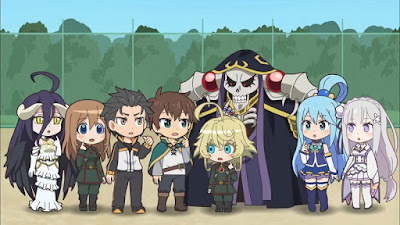 Download [Anime OST] Isekai Quartet (Opening & Ending) [Completed]