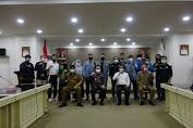 Pjs. Gubernur Agus Fatoni Dialog Bersama Mahasiswa Terkait UU Cipta Karya