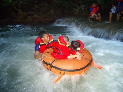 go body rafting pangandaran