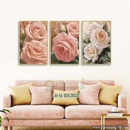 Bộ tranh treo tường đẹp