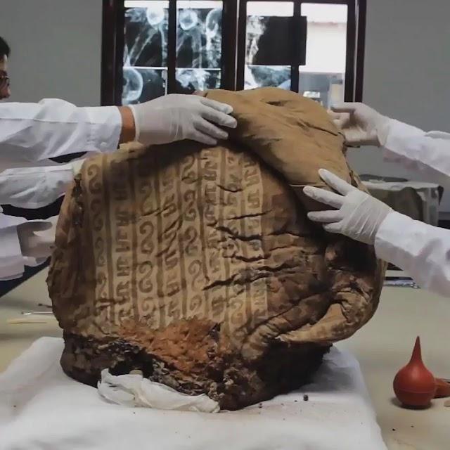 كشف سر مومياء الإنكا لرجل توفي قبل 600 سنة