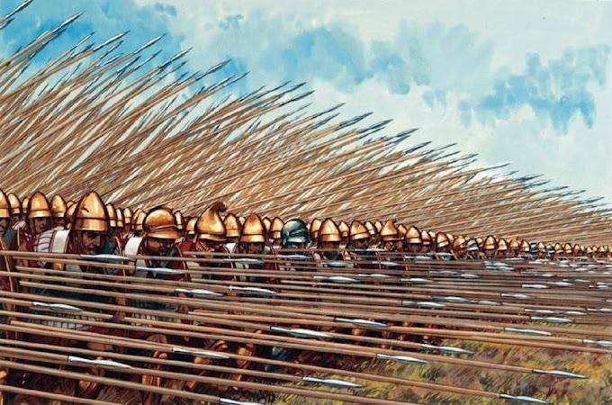 7 Αυγούστου 322 π.Χ. : Μάχη της Κρανώνος