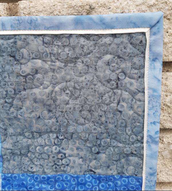 Flange quilt binding | DevotedQuilter.com