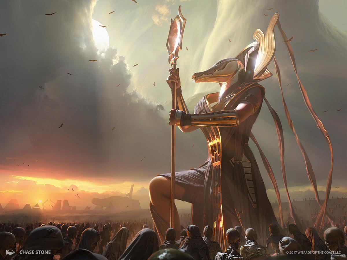 La expansión de Magic, Amonkhet, llega mañana a tiendas, descubre todo sobre ella