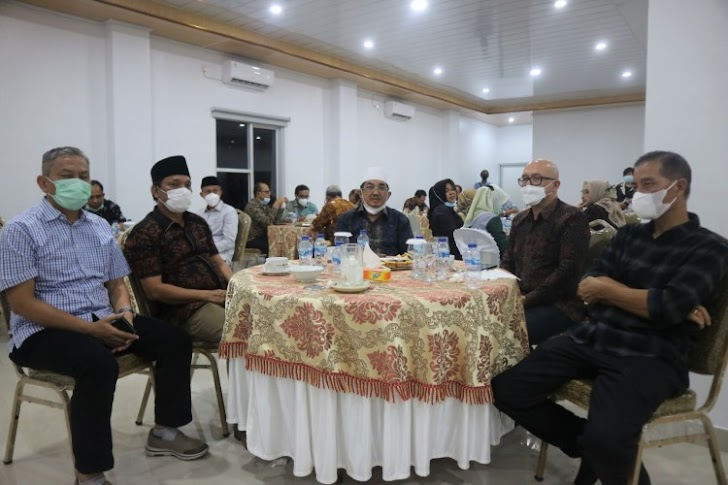 Bupati Tanjabbar Hadiri Malam Silaturahmi Bersama Bank Jambi