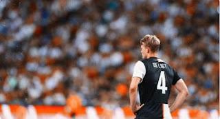 HT: Juventus vs Inter Milan 1-0, Highlights Gol Bunuh Diri de Ligt