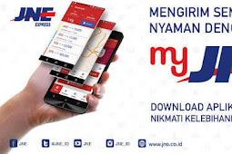 JNE Bisa COD dengan Aplikasi MYJNE dan MYCOD Caranya Mudah